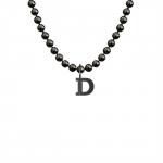 Letter product pic Black D