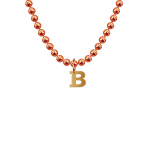Letter product pic Rose Gold